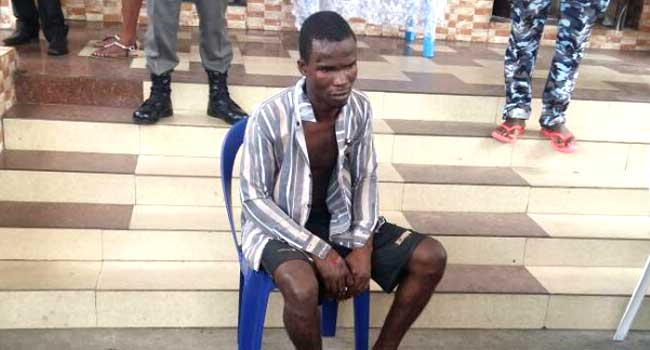 Suspected Ritual Killer Escapes From Police Custody