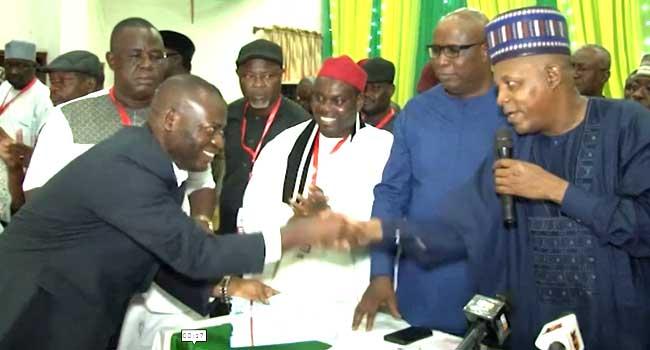 Tony Nwoye Wins Anambra APC Primaries