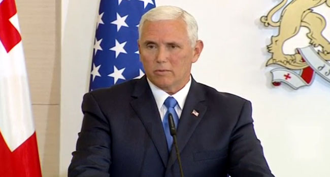 Pence Claims ISIS Defeated, Hours After US Troops Killed In Syria
