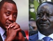 Kenyatta Ready For Election, Asks Chief Justice Not To Interfere