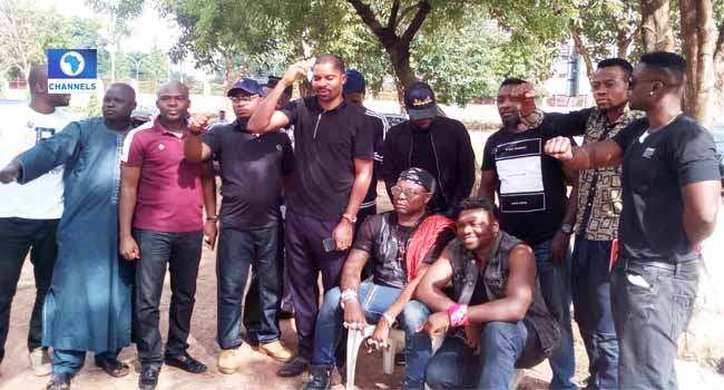 Concerned Nigerians Protest Enters Day Four