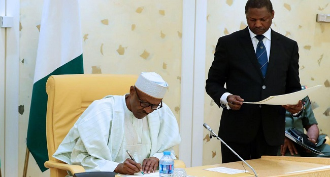 CACOL Commends Buhari For Signing Extradition Treaty