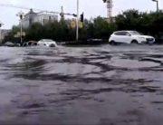 Heavy Rain Kills 9 In Central, South China