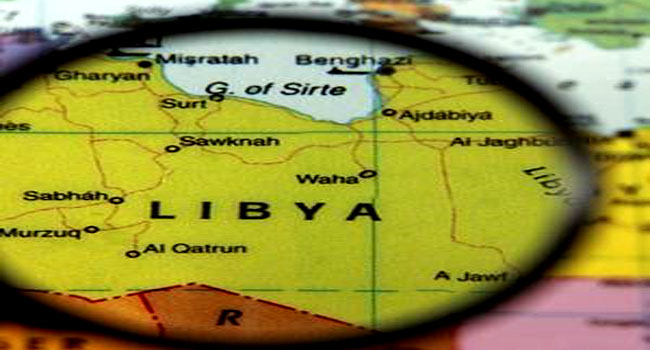 African Artistes Call For End To Slavery As #Libya Dominates Twitter Trends