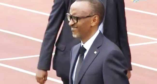 Rwanda's Kagame Sworn In For Third Presidential Term