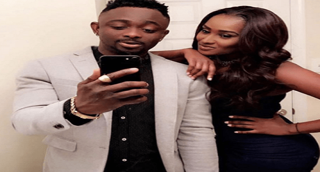 Sean Tizzle Welcomes First Child Ayomide