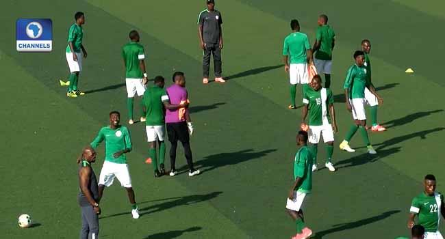 WAFU Cup: Super Eagles Ready For Ghana Clash