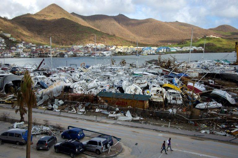 New Storm, Hurricane Maria Threatens Eastern Caribbean