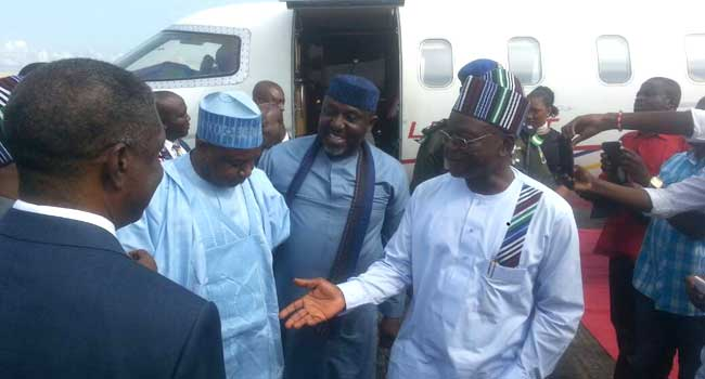 Flooding: Imo, Kebbi Governors Visit Benue