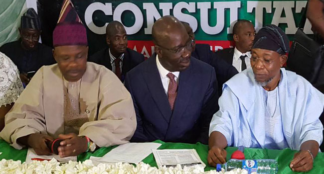True Federalism: APC Begins Consultation In South-South
