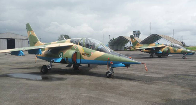 Nigerian Air Force Joins Operation Python Dance