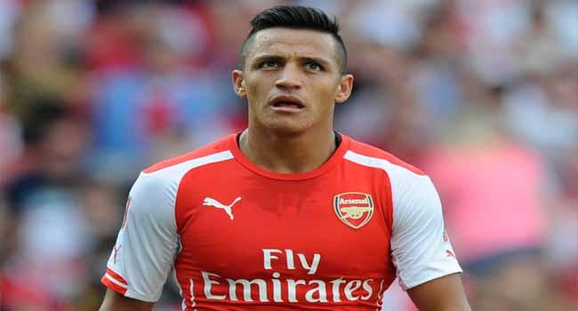 Sanchez Denies Henry Told Him To Quit Arsenal