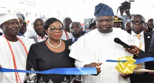 Security: Lagos Govt Inaugurates DNA Forensic Centre