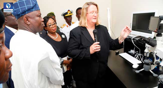 Lagos Gets New DNA Forensic Centre