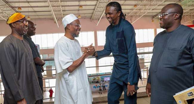 What Inspired Me To Become An Arsenal Fan – Aregbesola