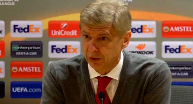 Wenger Vows To Return In 2019