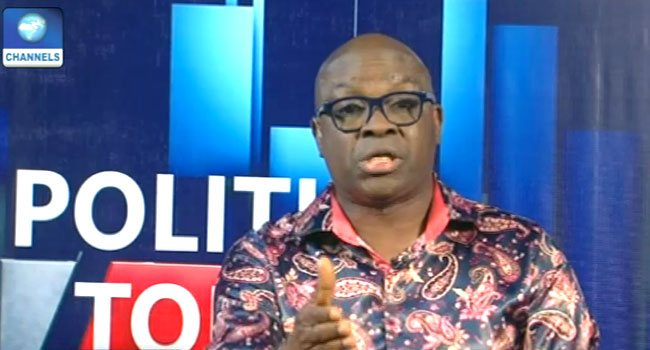 Nigerians Will Determine My Presidency, Not PDP - Fayose