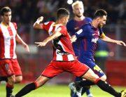 Barcelona Beat Girona, Real Bounce Back At Alaves