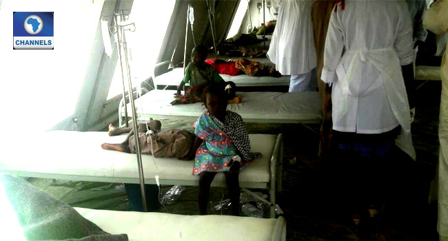 Cholera Outbreak: 14 Dead, 230 Admitted In Borno IDP Camp