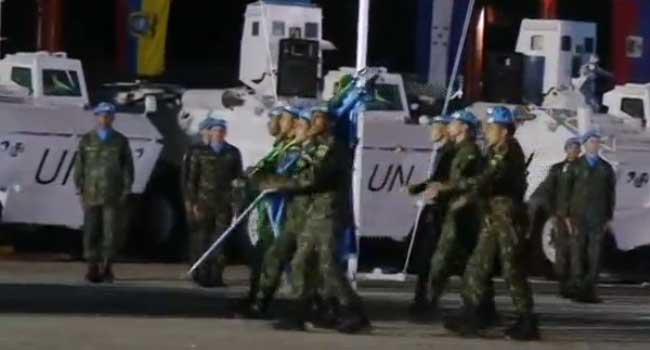 Brazil Withdraws Troops As U.N. Ends 13-Year Peacekeeping Mission In Haiti