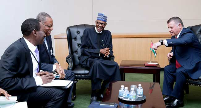 UN General Assembly: Buhari Arrives New York, To Speak On Tuesday