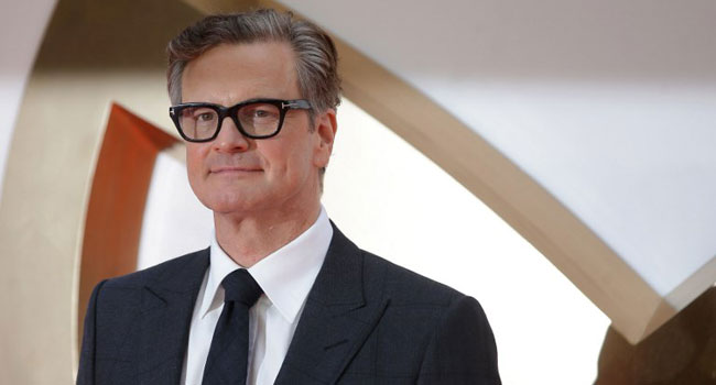 British Star Colin Firth Is Now Italian