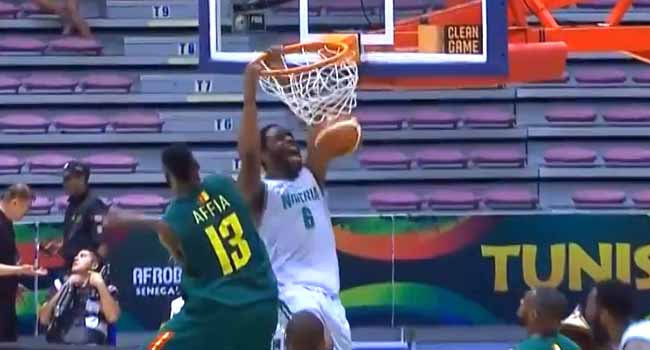 D'Tigers Thrash Cameroon 106-91 To Qualify For Semi-Final ...