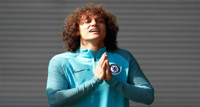 David Luiz 'Confused' Under Conte, Says Sarri
