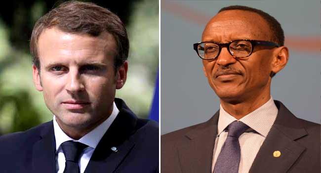 French, Rwandan Presidents Hold Rare Meeting Amid Tense Diplomatic Ties