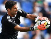 Buffon Returns To Italy Team For England, Argentina Friendlies