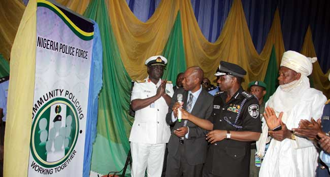 IGP Launches Community Policing Guidelines