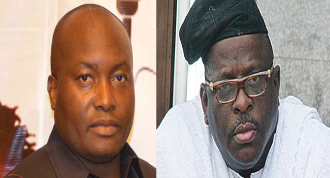 PDP Suspends Ubah, Refers Kashamu To Disciplinary Committee""