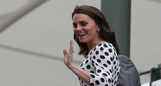 French Court Orders Magazine To Pay €100,000 Over Kate Topless Pics