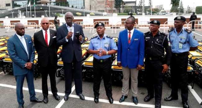 Lagos Govt Provides 120 Generators To Police
