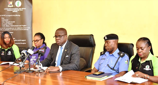 Domestic Violence: Lagos Records 852 Cases In Nine Months