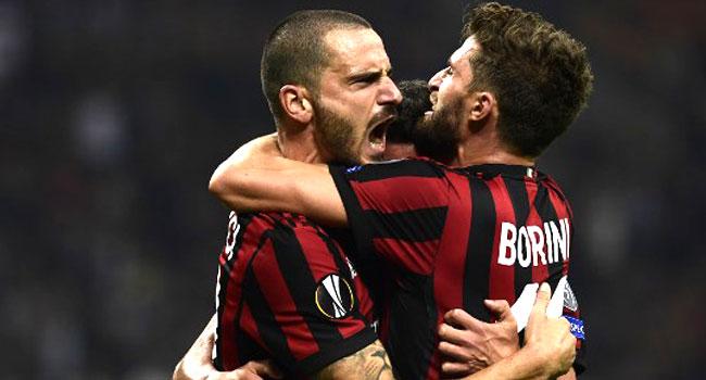Improve Your Skills, Milan Coach Tells Bonucci