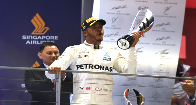 Vettel has compromised his chances in Singapore