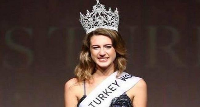 Miss Turkey Itir Esen Stripped Of Crown Over