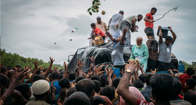 Rights Groups Blast UN Council For Inaction Over Myanmar Crisis