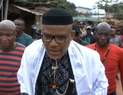 BREAKING: Court Revokes Nnamdi Kanu's Bail, Orders His Re-Arrest