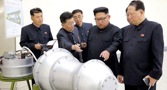 US Asks UN To Blacklist North Korean Entities For Smuggling