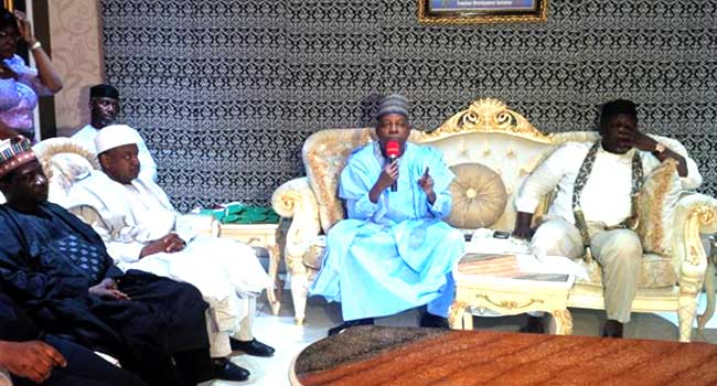 Okorocha Hosts Northern Governors In Imo