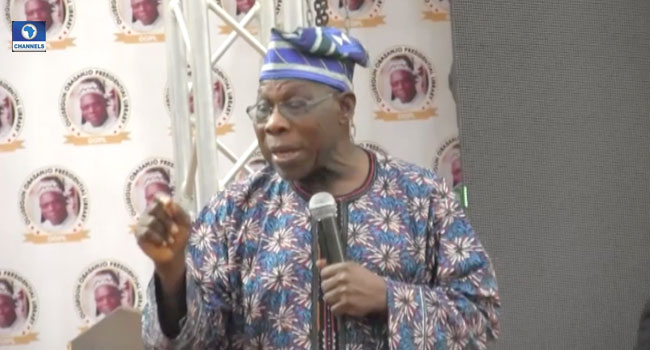 Obasanjo Accuses FG Of Plot To Silence Him (FULL TEXT)
