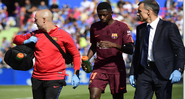 Court Fines Dembele $11,200 For Messing Up Rented Room