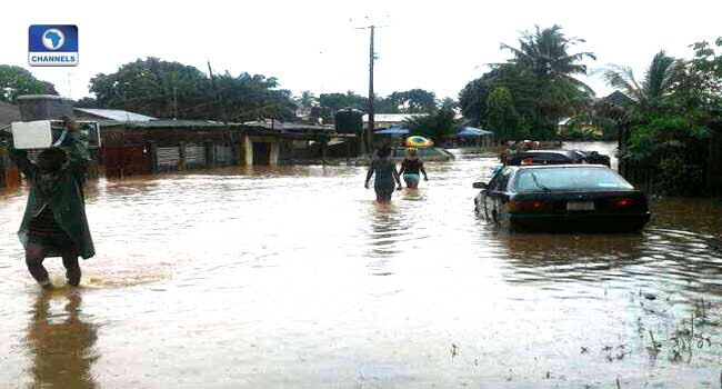 Heavy Downpour Displaces Several Residents In Imo