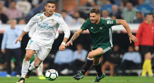 Betis Halt Madrid's Goal-Scoring Run With Victory At Bernabeu