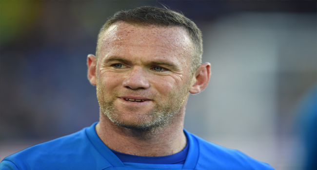 Rooney Scores First DC United Goal Before Breaking Nose