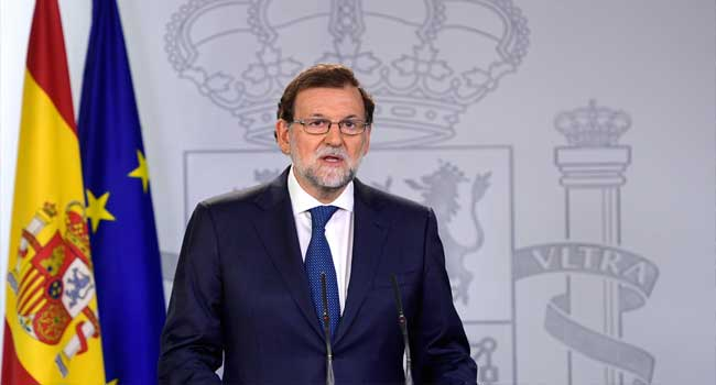 Spain Takes Control Of 'Independent' Catalonia