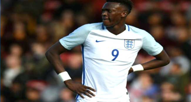 Lampard Backs Abraham To Score For England
