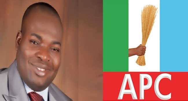 Anambra Election: APC's Tony Nwoye Confident Of Victory